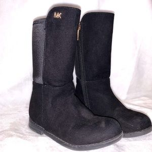 Girls-Kid's MK boots in black
